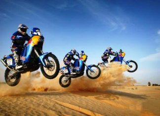 Dakar 2011 je za dveřmi
