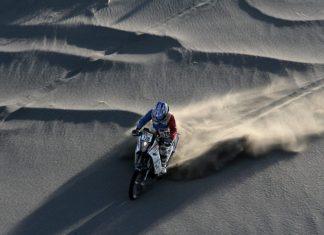 Special Dakar - startovka
