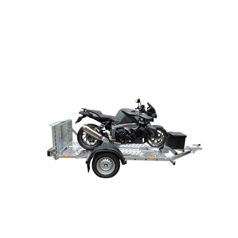 Náš tip: Odvezte svou motorku