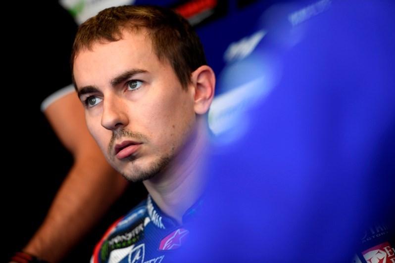 MotoGP: Forcada dal Lorenzovi košem