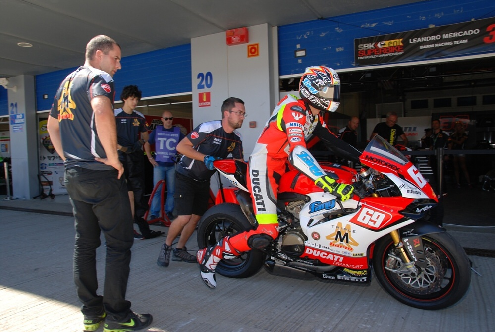 Ondra po 8. místě v Jerezu nasupeně vyklidil pozice. Bylo to házení hrachu na zeď