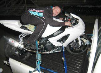 Stavíme okruhovou motorku II. díl – PÁČKY