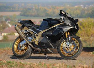 Čtenářský test: Aprilia RSV 1000R Factory MY2006