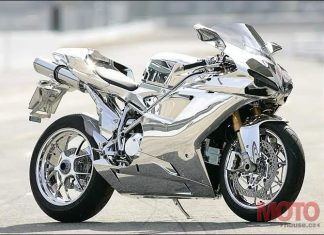 Ducati 1098S de'Light: chromovaný superbike