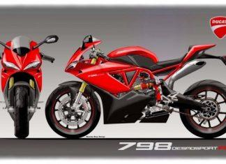 Oberdan Bezzi: Ducati 798 Desmosport R Concept