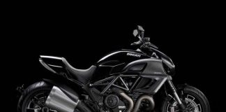 Ducati Diavel Black Diamond