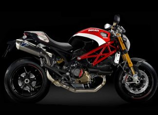 Ducati Monster 848R Concept