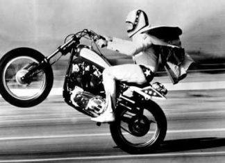 Legenda: Evel Knievel