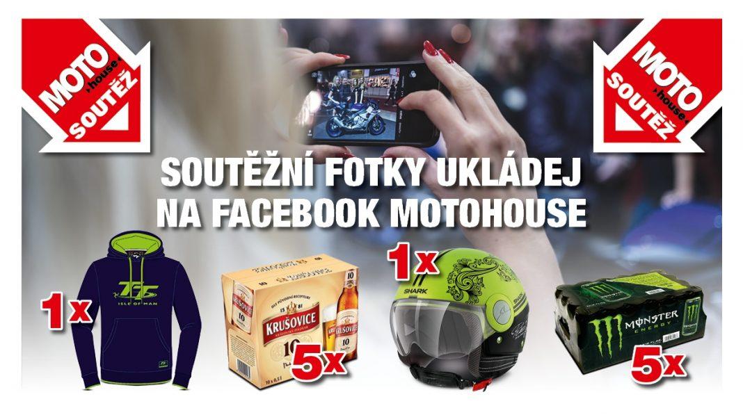 MH FOTOSOUTEŽ: Po celou dobu Motosalonu o super balík cen!