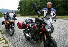Jak jezdit: cestování na motorce