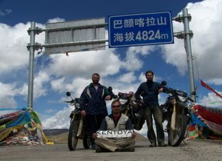 Expedice Čína 2008 ... nápad za všechny drobný - 1. díl