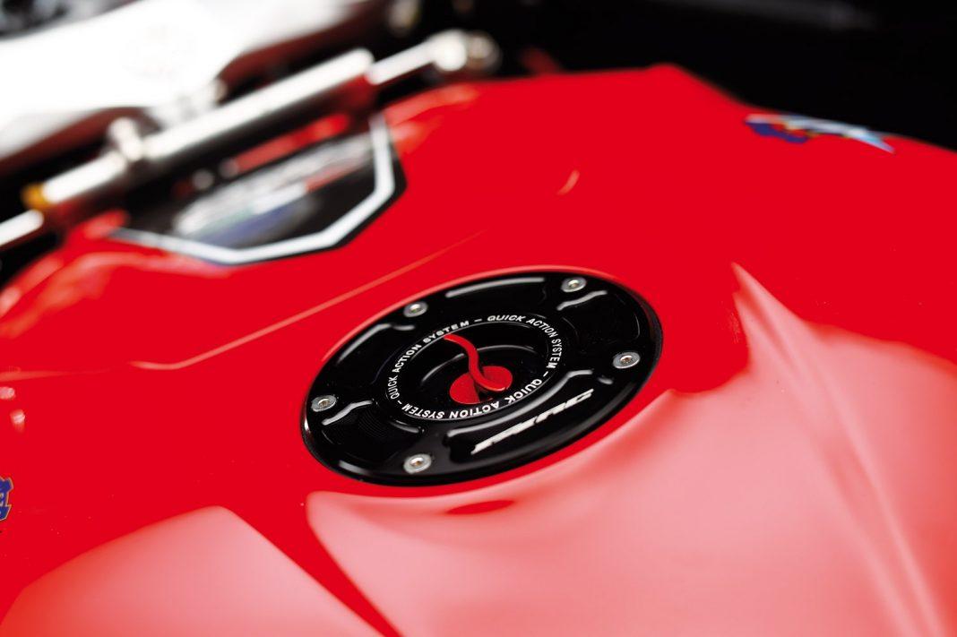 Homologovaný superbike MV Agusta F4 RC