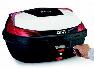 Kufr GIVI B 47 – novinka pro sezónu 2012