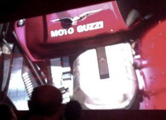 Moto Guzzi plánuje novou řadu - retro s velkým motorem