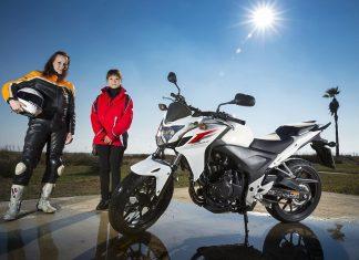První jízda – Honda CBR500R & CB500F