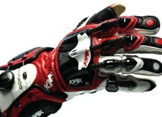 TIP: rukavice Knox Handroid