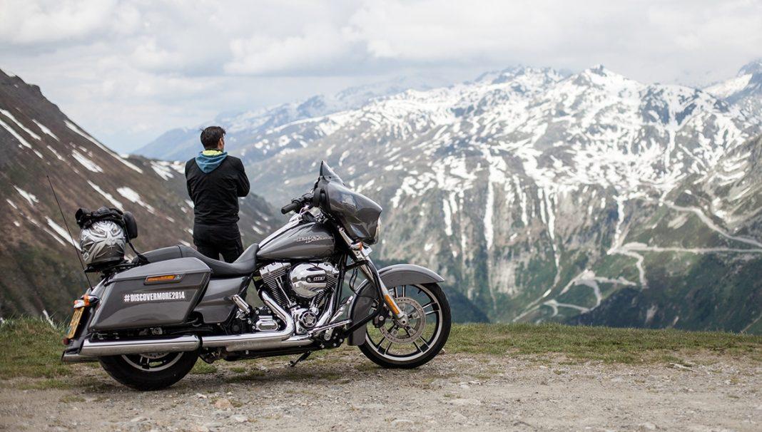 Harley-Davidson hledá testovacího jezdce