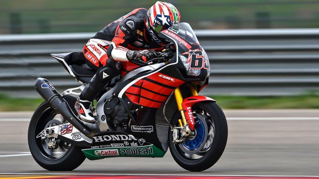 Test Agagon 2015: Nicky Hayden poprvé na superbiku