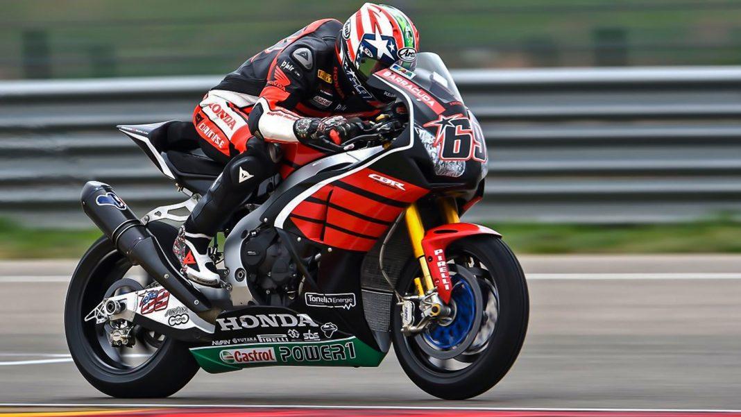 Test Agagon 2015: Nicky Hayden poprvé na superbiku