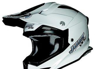 Nové motokrosové přilby Just One