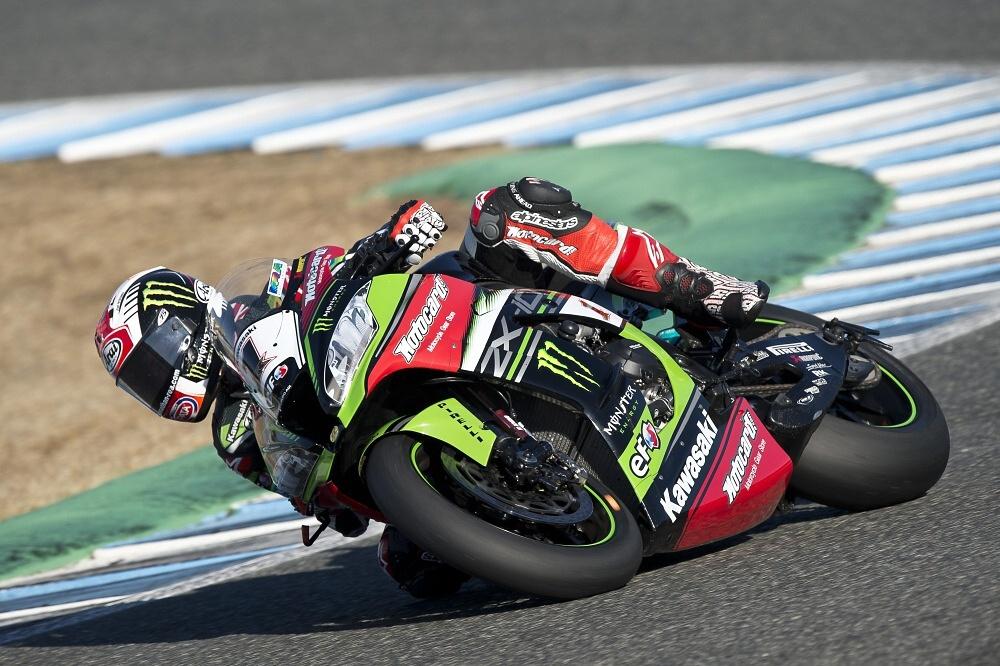 Jonathan Rea: V Jerezu na Superbiku rychlejší než MotoGP
