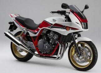 Honda CB 400 Super Four a Super Bol D'or SE