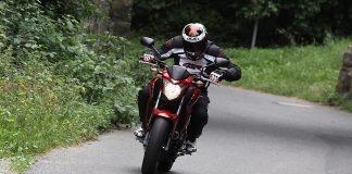 TEST: Honda CB500F