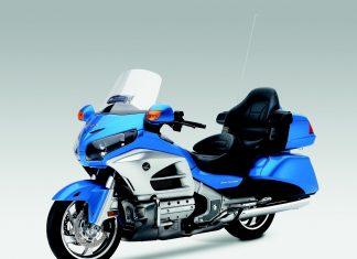 Honda představila Goldwinga pro modelový rok 2012