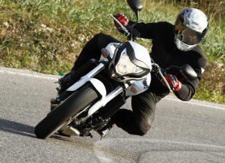 2011 Honda CB600F Hornet - první jízda
