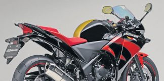 Tuning: Honda CBR250R