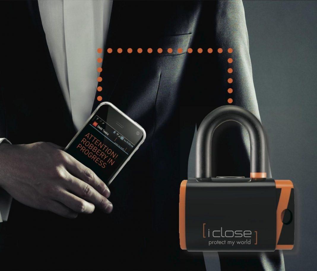 Zámek iClose – nová éra bezpečnosti