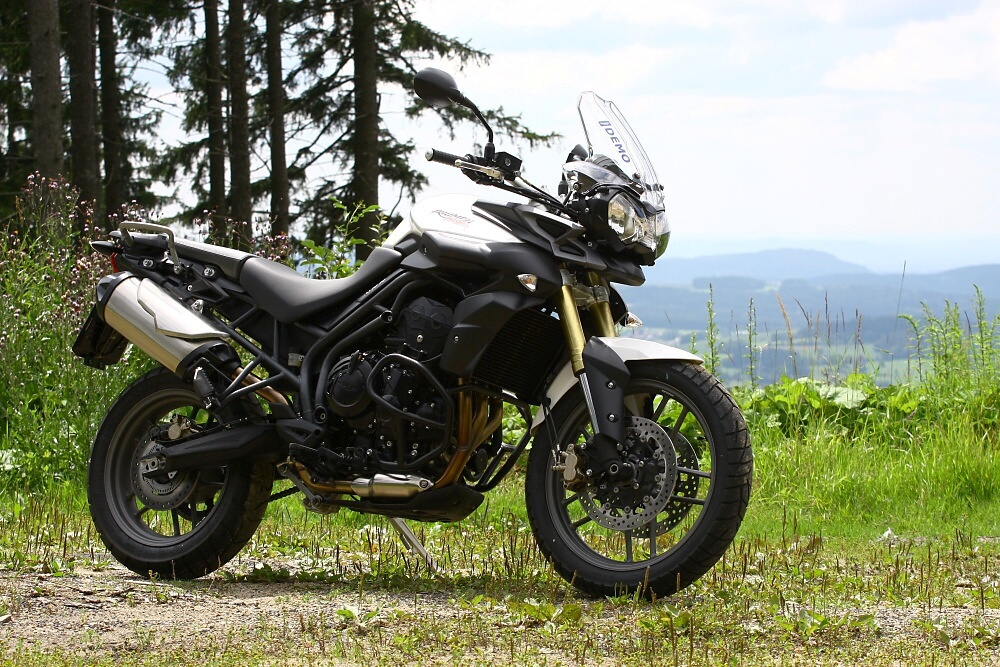 TEST: Triumph Tiger 800