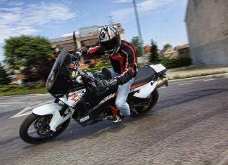 First ride - KTM 990 ADVENTURE R