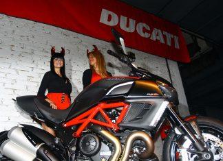 Příchod ďábla – Ducati Diavel Party