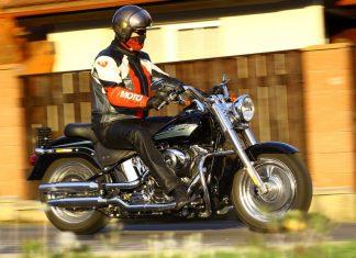 Test: Harley-Davidson Fat Boy