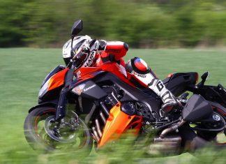 První jízda - 2012 Kawasaki Z1000