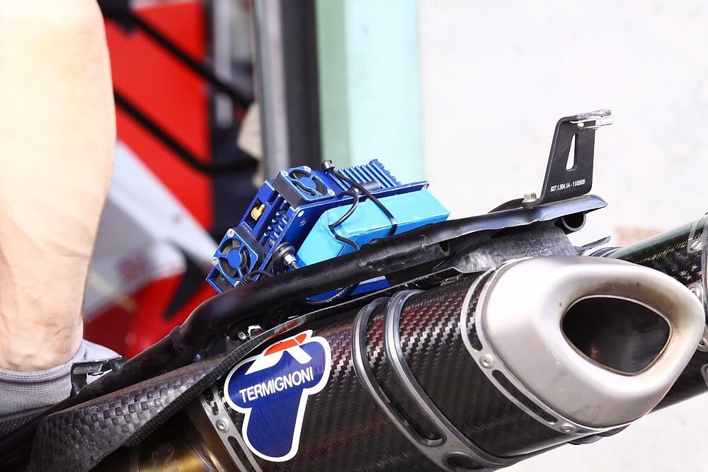První fotky: V Brně startuje zítra Mistrovství světa superbike