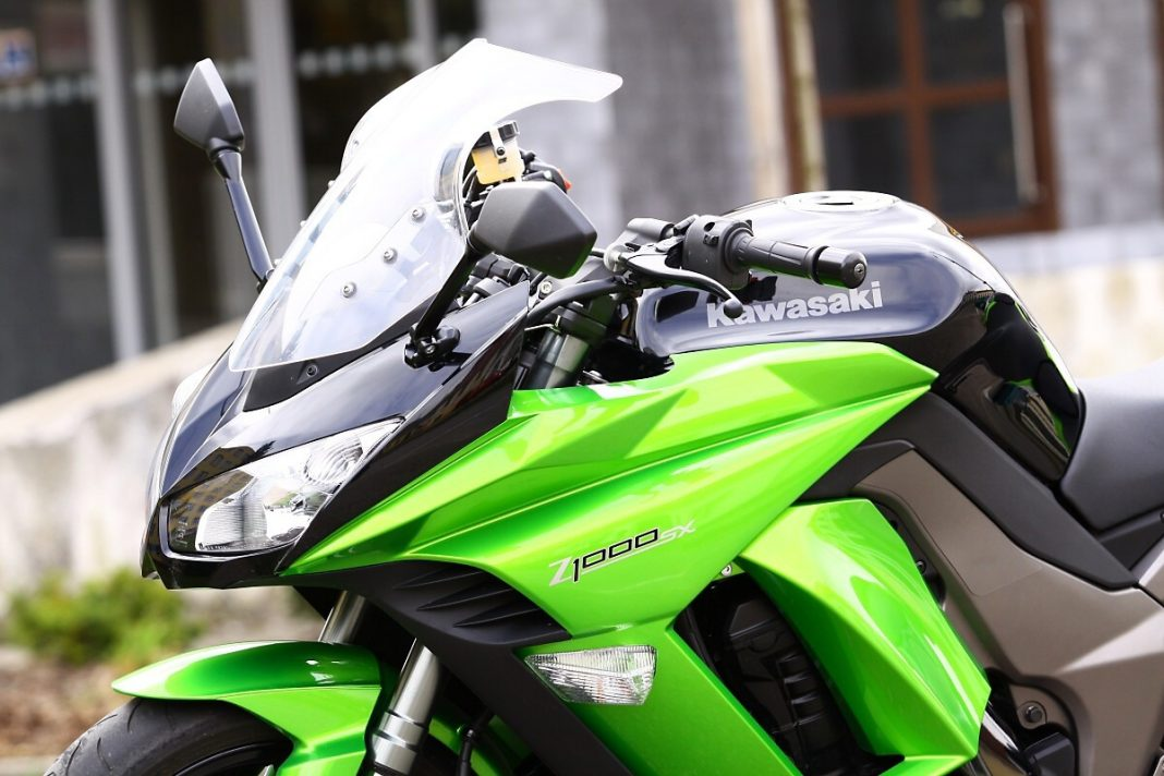 První svezení: Kawasaki Z1000SX