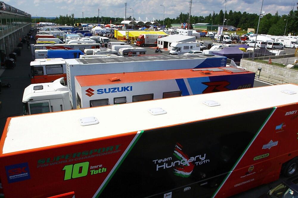 Brno hostí asi nejnašlapanější závod sezony
