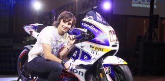 Abaja představil letošní design Desmosedici GP12 na loňské motorce
