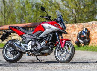 MH test: Honda NC750X - nejlepší motorka na světě