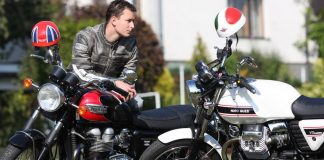 Fascinace: MG V7 Classic vs. Triumph Bonneville T100