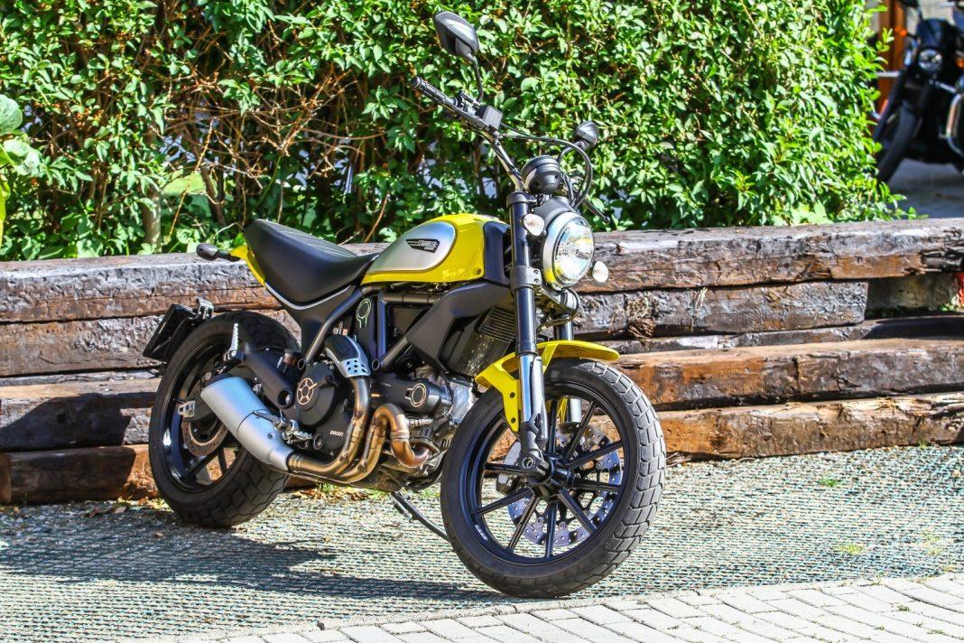 MH TEST: Ducati Scrambler Icon