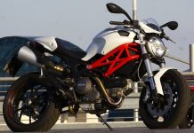 TEST: Ducati Monster 796