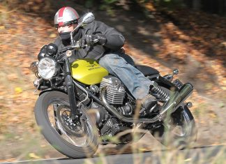 Test Moto Guzzi V7 Cafe Classic - Ristretto s dvěma cukry