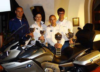 BMW K 1600 GTL vyhrálo anketu Motocykl roku 2011
