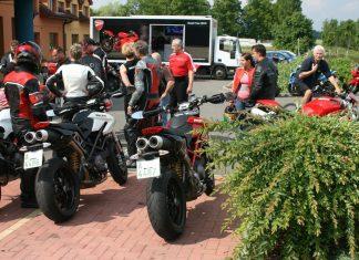 Pozvánka na Ducati Tour 2011