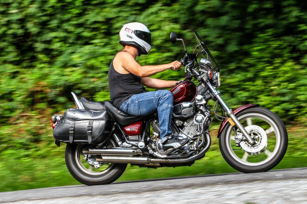 Hříšná rozkoš: Yamaha XV 750 Virago
