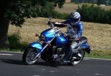 Test z archivu: Suzuki Intruder M1500