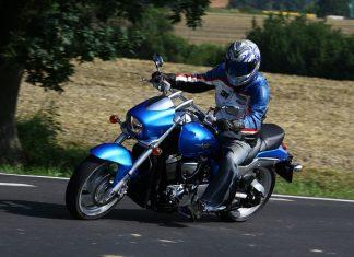 Test z archivu: Suzuki Intruder M1500